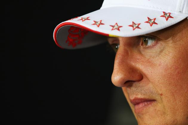 Formula 1's Latest Rumours and Talk: Schumacher Coma Could Last Weeks and More