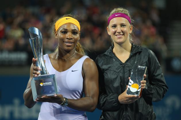 Power Ranking the Top 20 Women's Players Heading into 2014 Australian Open