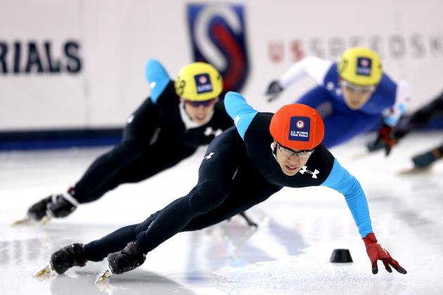 Breaking Down the US Winter Olympic Speed Skating Team