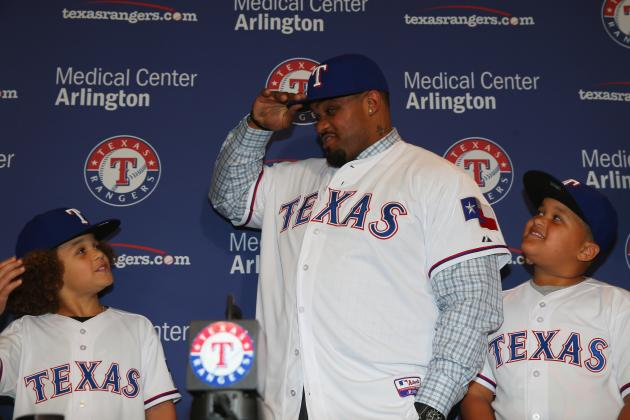 Texas Rangers Players Under the Most Pressure to Perform in the 2014 MLB Season