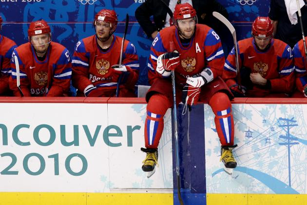 NHL Stars to Watch at 2014 Winter Olympics Who Don't Play for USA or Canada