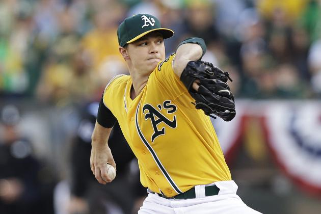 Projecting Oakland Athletics' 5-Man Rotation for 2014