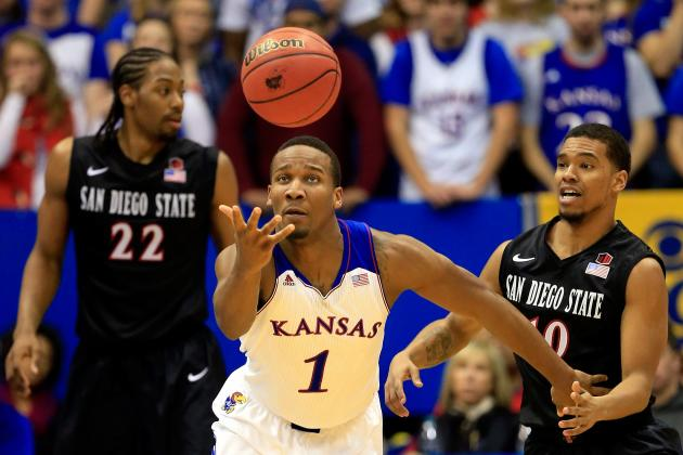 Winners and Losers from the AP College Basketball Top 25 Rankings in Week 10