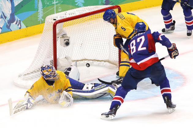 Medal Predictions for Men's Ice Hockey at the 2014 Winter Olympics
