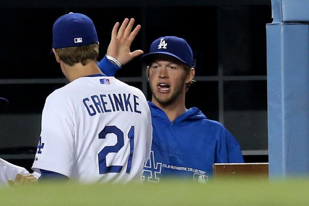 Projecting the Los Angeles Dodgers' 5-Man Rotation for 2014