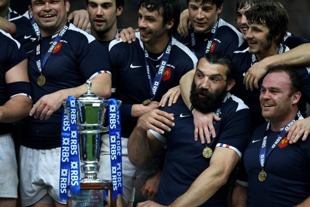 Selecting the Greatest-Ever France XV