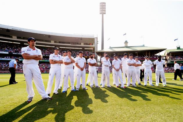 Ashes 2013/14: Player Ratings for England After 5th Test in Sydney