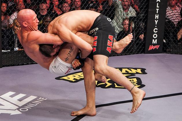 10 Biggest UFC and MMA Upsets of 2013