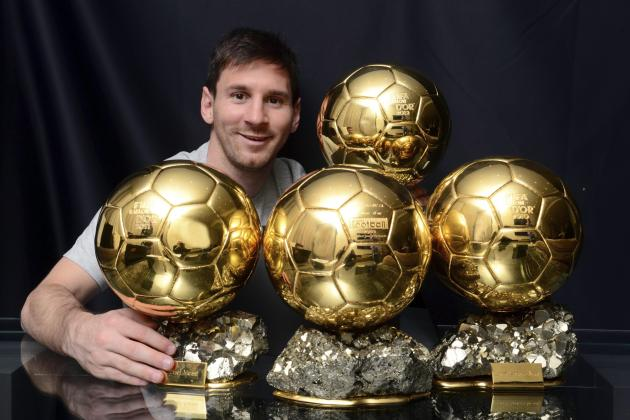 Power Ranking the Past Ballon d'Or Winners