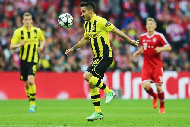 Borussia Dortmund Transfer News and Rumours Tracker: Week of January 6