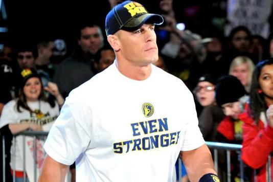 Best Possible Feuds for John Cena at WrestleMania