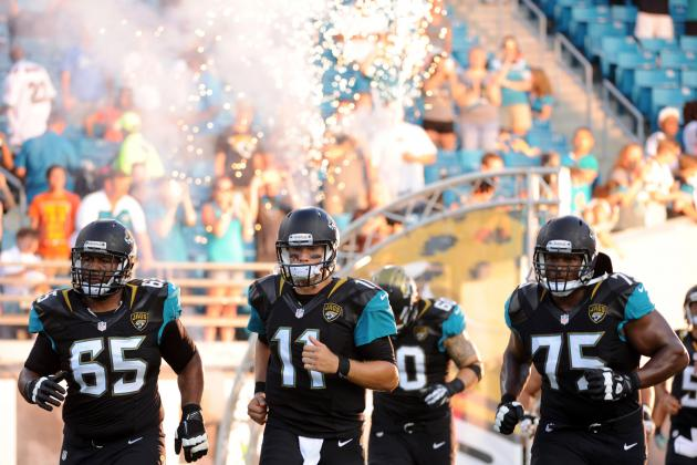 6 Jacksonville Jaguars Who Will Be on the Roster Bubble in 2014