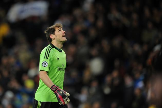 Iker Casillas Transfer Rumors: Latest News on the Real Madrid Star