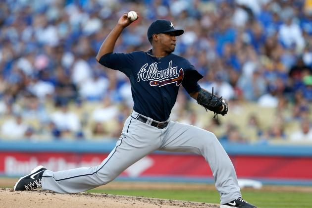 Projecting Atlanta Braves 5-Man Rotation for 2014