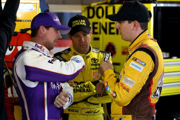 The Biggest Goal for Top NASCAR Teams Entering 2014 Season