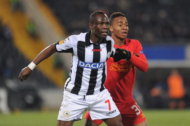 Scouting Report: Liverpool Transfer Target Emmanuel Agyemang-Badu