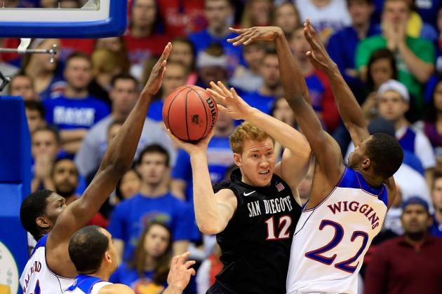 Bracketology for Jan. 6: Projecting the March Madness Field