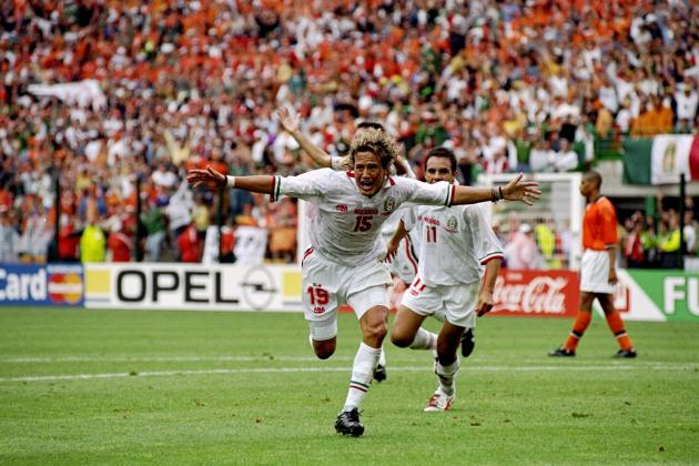 Greatest Strikers to Play for the Mexico National Team