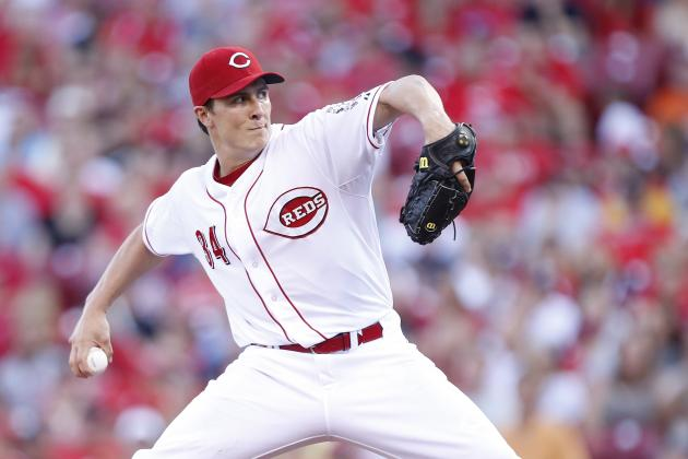 Projecting Cincinnati Reds' 5-Man Rotation for 2014