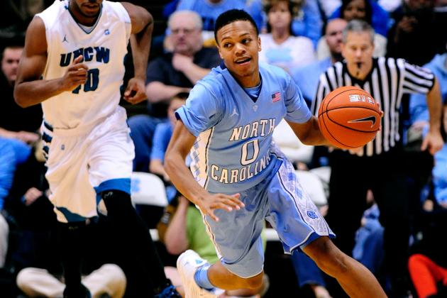 UNC Basketball: 5 Eye-Popping Stats from the Tar Heels in 2013-14