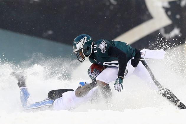 Philadelphia Eagles: 5 Options to Replace DeSean Jackson