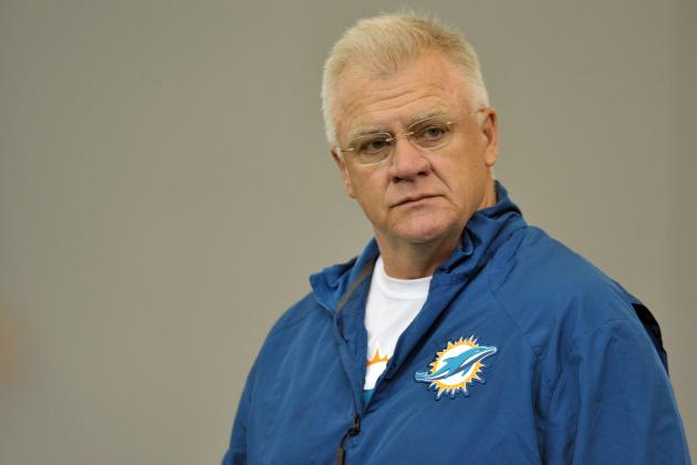 5 Possible Replacements for Mike Sherman as Miami Dolphins Offensive Coordinator