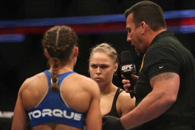 Ronda Rousey: Top 5 Threats to Her Reign as UFC Champion