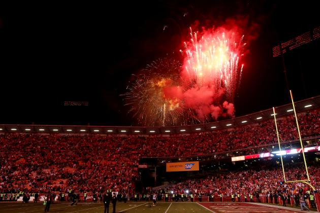 Top Ten Sports Moments at Candlestick Park