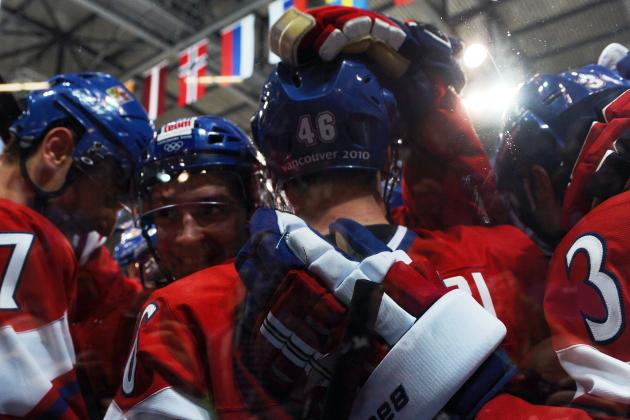 Czech Republic Olympic Hockey Team 2014: Full Roster, Projected Lines, Pairings