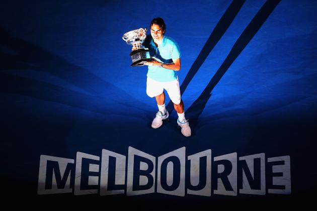 The State of Roger Federer as the Australian Open Approaches
