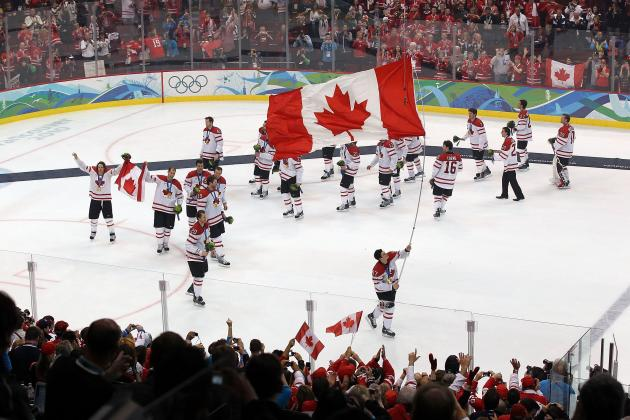 Canada Olympic Hockey Team 2014: Full 25-Man Roster, Projected Lines, Pairings
