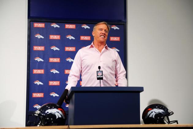 Denver Broncos 2014 Mock Draft: Round by Round Best-Case Scenarios
