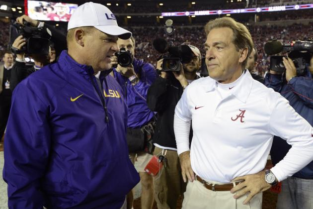 5 Teams Still in the Hunt for the No. 1 2014 College Football Recruiting Class
