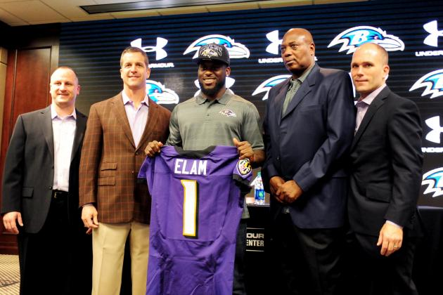 Baltimore Ravens 2014 Mock Draft: Round-by-Round Best-Case Scenarios