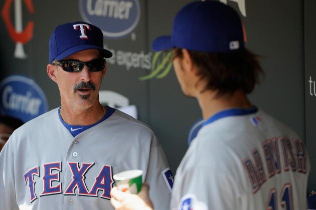 Texas Rangers: Projecting the 2014 Starting Rotation