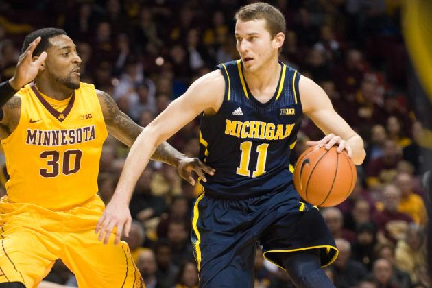 Ranking Biggest Early-Season Risers and Fallers of 2014 NBA Draft Class