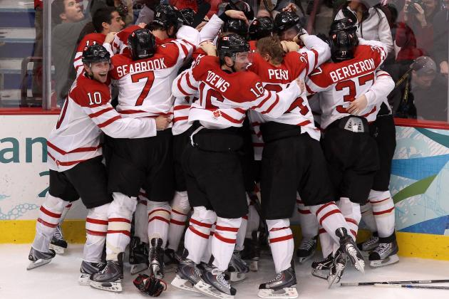 Canadian Olympic Hockey Team in Sochi: Biggest Strengths and Weaknesses