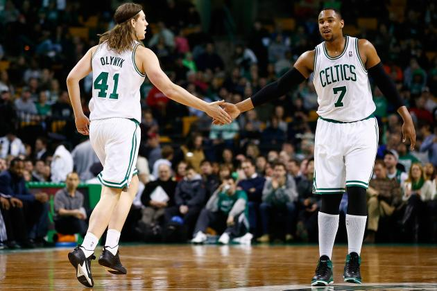 Final First-Half Player Power Rankings for Boston Celtics