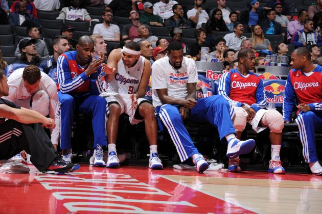 Los Angeles Clippers' 5 Biggest Disappointments of the First Half