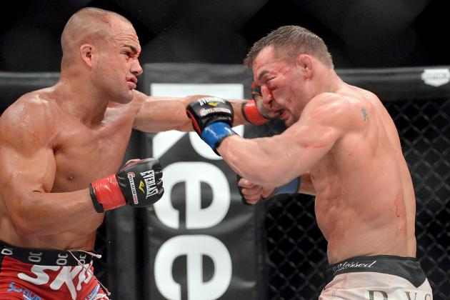 Most Heated MMA Rivalries of 2013