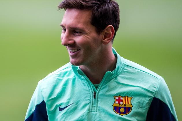 6 Things That Have Happened in Football Since Lionel Messi Was Injured