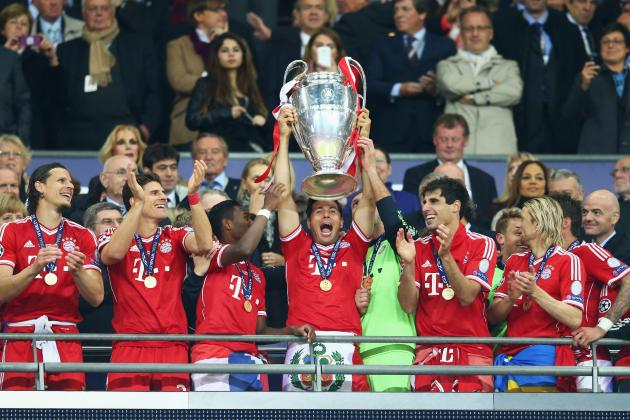 Bayern Munich: A Plan for Long-Term Global Domination