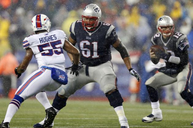 3 Best Options for Patriots to Bolster Interior Offensive Line This Offseason