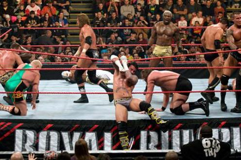 Top 5 Greatest Royal Rumble Matches Ever