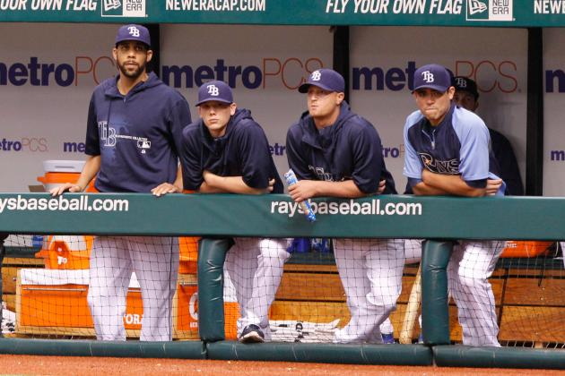 Projecting Tampa Bay Rays' 5-Man Rotation for 2014