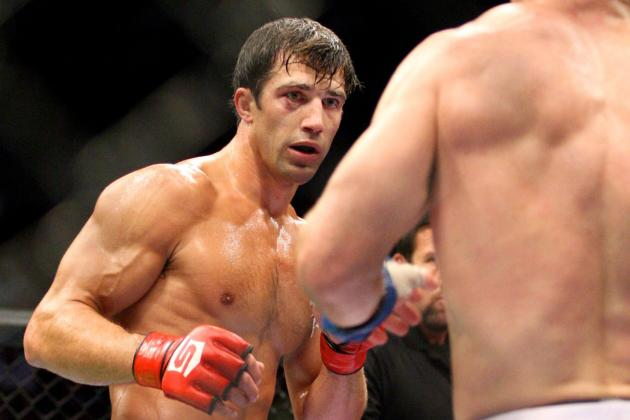 UFC Fight Night 35: Luke Rockhold vs. Costas Philippou Head-to-Toe Breakdown
