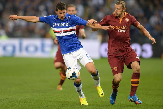 Roma vs. Sampdoria: Key Battles to Watch in Coppa Italia Clash