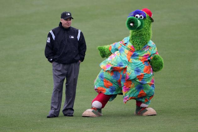 Awesomely Ridiculous Mascot Fails