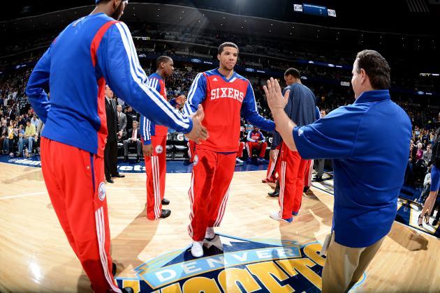 Final First-Half Player Power Rankings for Philadelphia 76ers