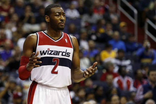 B/R Interview: John Wall Names Top 5 Point Guards, All-Time Starting Five, More